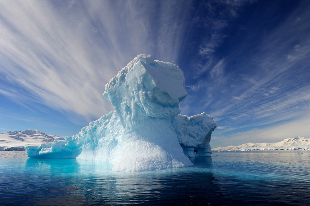 Antarctica. Image: Getty Images