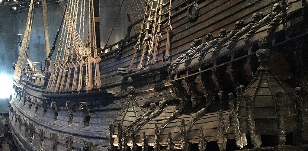 Ships that Shaped the World Vasa Credit Stephen Gapps