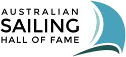 Australian Sailing Hall of Fame logo