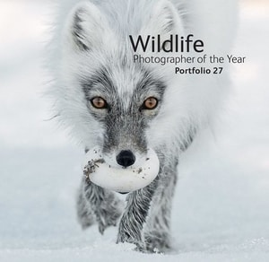 Book cover of the Wildlife Photographer of the Year portfolio 27